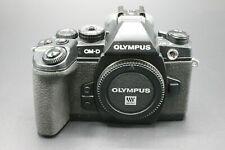 Olympus OM-D E-M1 16.3MP Digital MIrrorless Camera Micro 4/3 Body Only - Black