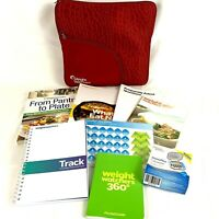 Weight Watchers Lot Points Plus Calculator Tracker Handbook Cookbook 360 Case