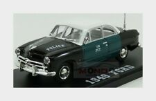 Ford Usa 1949 Police Nypd Black Green White GREENLIGHT 1:43 GREEN86165