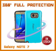 IFace Shockproof Case for Samsung Galaxy Note 7 5 4 3 S 6 Edge Plus Cover