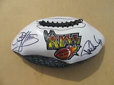 LA Kiss 2014 Inaugural Season Football Signed By Paul & Gene