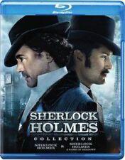 Sherlock Holmes/sherlock Holmes a Game of Shadows Region 1 Blu-ray