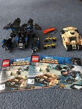 LEGO DC Super Heroes The Bat vs. Bane Tumbler Chase (76001) - Complete
