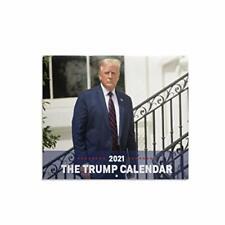 Trump 2021 wall calendar 12-month wall calendar 2021 yearly wall calendar