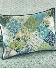 Martha Stewart Collection Antique Patchwork Artichoke Cotton Pillow Sham 21 x 27