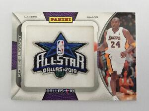 2009-10 Panini Season Update All-Star Patches Kobe Bryant #1, #083/499