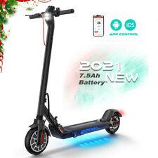 350w pñegable City e-scooter scooter eléctrico Roller 7.5ah 25km/h con APP