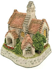 David Winter Cottages Sunday School South Downs Collection 1996 Coa And Box