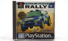 Colin McRae Rally (Sony PlayStation 1/2) PS1 Spiel i. OVP - GEBRAUCHT