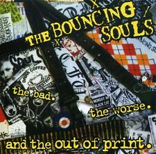 Bad Worse & Out Of Print - Bouncing Souls (2002, CD NIEUW)
