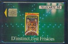 Télécarte Privée Publique EN216 FRISKIES ref TPZ75
