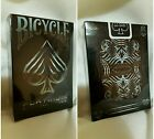 BICYCLE PLATINUM limited edition deck playing cards THEORY ellusionist