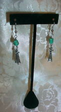 Sterling Silver Wind Pump Pierced Earrings