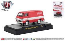 M2 Dodge A100 Panel Van 1964 Coca Cola 52500 A01 1/64