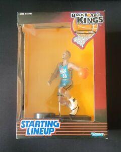 Starting Lineup SLU 1997 NBA GRANT HILL BACKBOARD KINGS Figure PISTONS Unopened