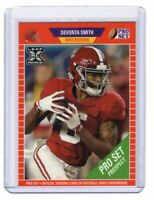 DEVONTA SMITH 2021 LEAF PRO SET ROOKIE CARD !!! ALABAMA  !!!