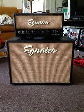 egnater tweaker 15 watt amp head and speaker cabinet good condition