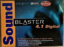 CREATIVE Labs Sound Blaster 4.1 Digital - PCI-Soundkarte CT4750 in OVP