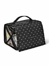 🥇 Mary Kay Neceser Travel Roll-Up Bag 4 compartimentos.
