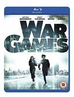 WarGames [Blu-ray] [1983] [Region Free] [DVD][Region 2]