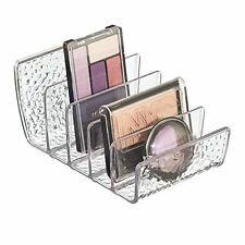 Clear Multi Plastic Makeup Cosmetic Palette Organizer Holder And Beauty Makeup