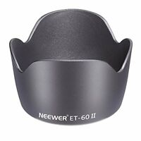 Neewer Lens Hood for Canon EF 75-300mm f/4.0-5.6 USM, II, II USM, III, III USM..