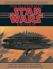 Star Wars: Illustrated Star Wars Universe by Kevin Anderson (Paperback, 1997)