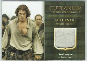 Outlander Season 3 Wardrobe Card CE5 David Berry as Lord John Grey #046/299