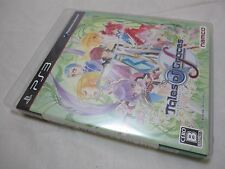 7-14 Days to USA. USED PS3 Tales of Graces F Reversible Package Japanese Version