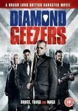 Diamond Geezers NEW DVD NEW AND SEALED