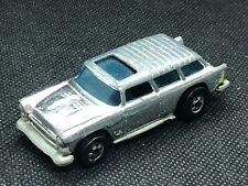 Vintage Hot Wheels - Alive 55 Chevy Nomad - Chrome