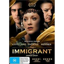 The Immigrant DVD Jeremy Renner Joaquin Phoenix Marion Cotillard
