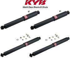 Chevrolet Blazer GMC Jimmy Twin-Tube Gas Front+Rear Suspension Kit KYB 344067