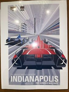 Indy 500 2014 98th Running/Grand Prix Of  Indianapolis-New in Plastic Wrapping