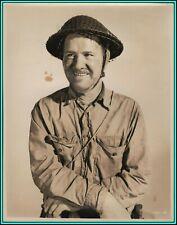 "TOM DUGAN in ""Bataan"" - Original Vintage PORTRAIT - 1943"