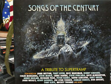 Songs of The Century - A tribute to SUPERTRAMP CD Wetton Wakeman Krieger Squire