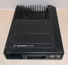 Motorola Spectra VHF Radio T83GXA7HA9AK 146-174 MHz 110w w/External Speaker Port