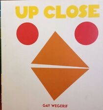 Up Close by Gay Wegerif new hardcover board book