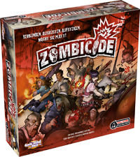 Zombicide Season 1 Deutsch (CoolMiniOrNot / Asmodee)