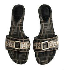 5b3de6b6c6e7 Fendi Sandals and Flip Flops for Women for sale