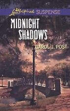 Love Inspired Suspense: Midnight Shadows by Carol J. Post (2013, Paperback)