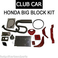 Club Car DS Golf Cart Honda GX630 Jakes Big Block Installation Kit 7216