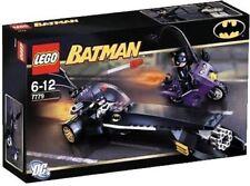 Lego 7779 The Batman Dragster : Catwoman Pursuit RARE year 2006 BNISB Mint