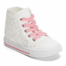 Bnib Jumping Beans Crochet Girls' Sneakers Sz 10T