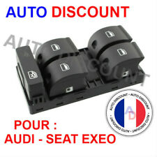 Interrupteur Commande Bouton Leve Vitre Électrique pour Audi A4 8E0959851B