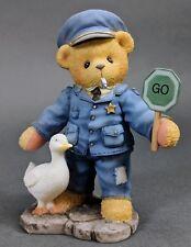 Cherished Teddies ~ Kent - Officer, I've Got A Warrant Out. (476560) *Mint*