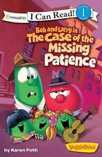 Bob And Larry In The Case Of The Missing Patience (i Can Read! / Big Idea Boo...