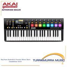 Akai Advance 49 MIDI controller keyboard