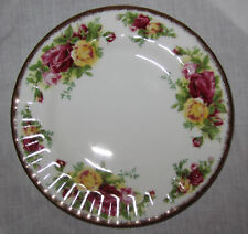 Royal Albert Old Country Rosas Pan Mantequilla Plato 16cm Gb Porcelana
