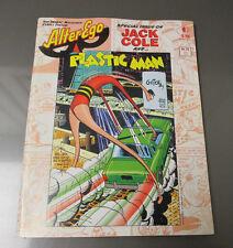 2003 ALTER EGO Magazine #25 VF+ TwoMorrows Jack Cole Plastic Man